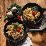 Как вкусно пожарить картошку на сковороде новые рецепты 2019