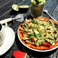Быстрые и вкусные рецепты пиццы минутка на сковороде 2019
