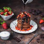 10 самых вкусных рецептов постных блинов 2019 фото пошагово
