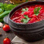 Рецепт постного борща с фасолью 7 вкусных варианта 2019 фото