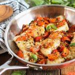 Блюда из рыбы на сковороде - 10 простых рецепта с фото 2019