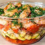 Вкусные, низкокалорийные салаты по диете Дюкана 2019 с фото