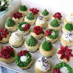 Как красиво украсить кексы на Новый год 2020: рецепты с фото