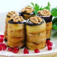 Быстрые и вкусные закуски из баклажанов: рецепты с фото 2020