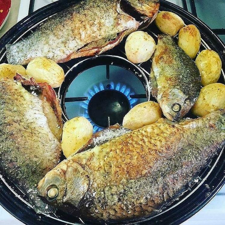 Рецепты для газового гриля, рецепт приготовления блюд на газовом гриле