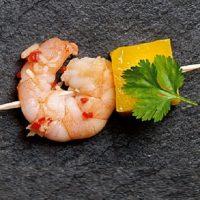 Вкусный рецепт канапе с креветкой: красивые идеи с фото 2019