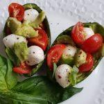 Простые рецепты с моцареллой лучшие блюда 2020 пошагово фото