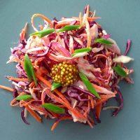 Вкусные салаты с капустой - ТОП 10 рецептов 2020 года с фото