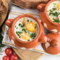 Рецепты блюд в горшочках. Часть 2