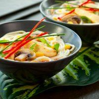 Японская и китайская кухня