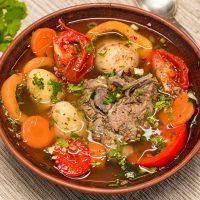 Узбекские блюда из мяса. Часть 2
