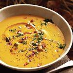 Супы из тыквы