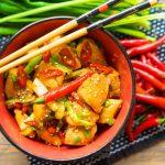 Топ китайских блюд из курицы