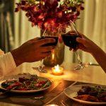 Романтический ужин для любимых