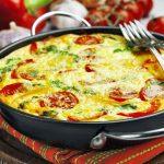 Самый вкусный итальянский омлет - Фриттата