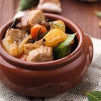 Рецепты блюд в горшочках. Часть 3