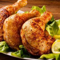 Как запекаются разные виды приготовления курицы