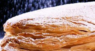 Тесто слоеное, бездрожжевое - что из него приготовить