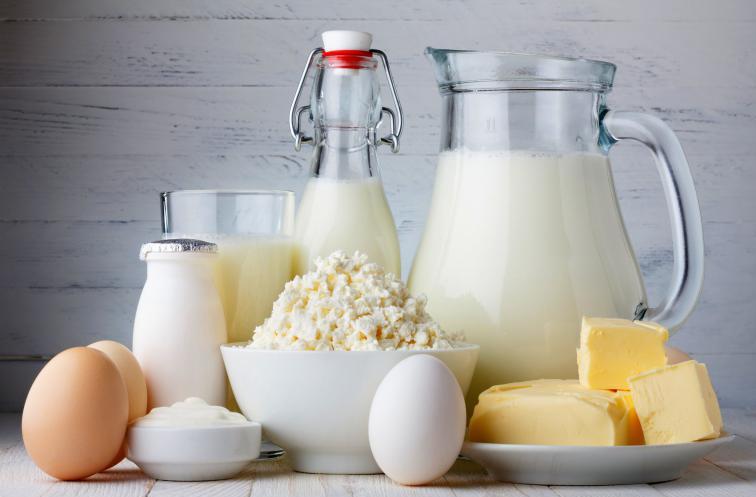 Молоко и яйца - польза или вред