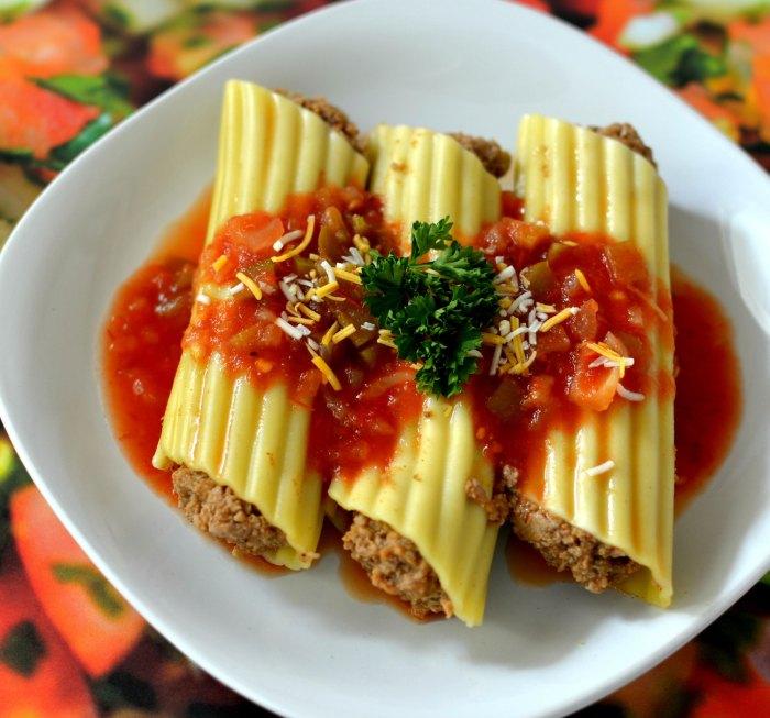 блюда итальянской кухни названия
