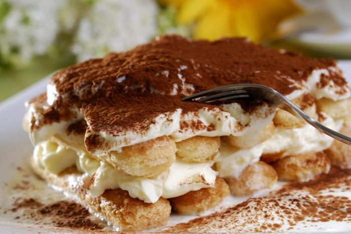 иальянский десерт