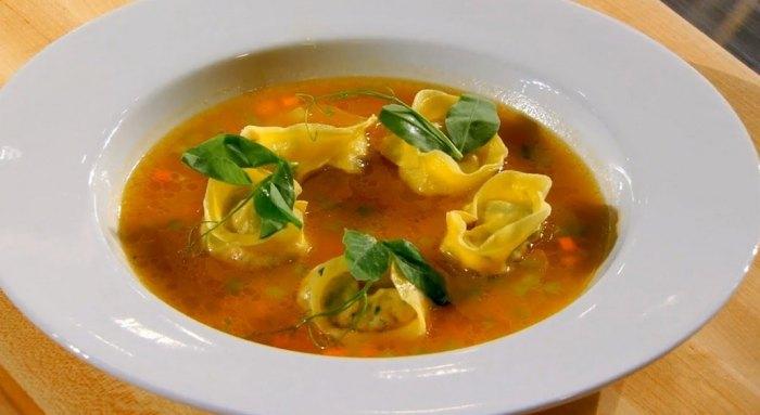 блюда итальянской кухни рецепты