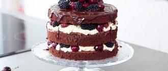 Начинки для торта из бисквитных коржей дома