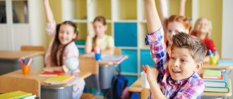 Правила в школе для учеников