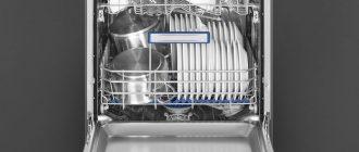 Посудомоечная машина: размеры для встраивания