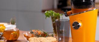 Соковыжималка на 1 стакан сока: какую выбрать