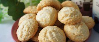 Домашние печенье: рецепты самые простые и вкусные