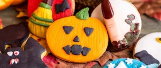 Что едят на Хэллоуин